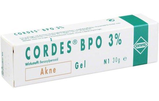 Cordes BPO 3%